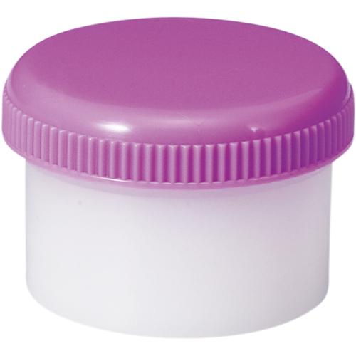 診療化成 SK軟膏容器 B型 6ml 紫 207818 1セット(200個)