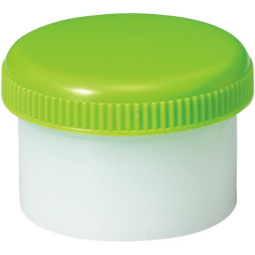 診療化成 SK軟膏容器 B型 6ml 黄緑 207819 1セット(200個)