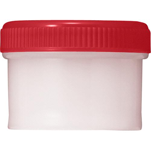 診療化成 SK軟膏容器 B型 12ml 赤 207821 1セット(200個)