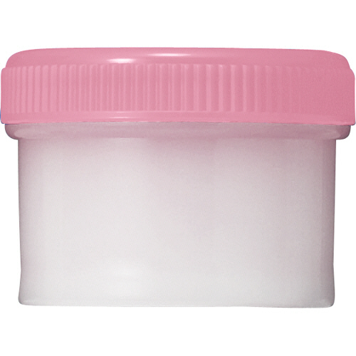 診療化成 SK軟膏容器 B型 12ml ピンク 207826 1セット(200個)