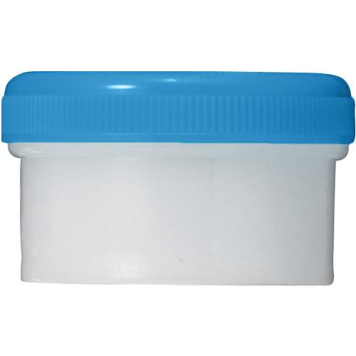 診療化成 SK軟膏容器 B型 24ml スカイブルー 207835 1セット(200個)