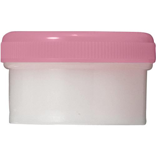 診療化成 SK軟膏容器 B型 24ml ピンク 207836 1セット(200個)