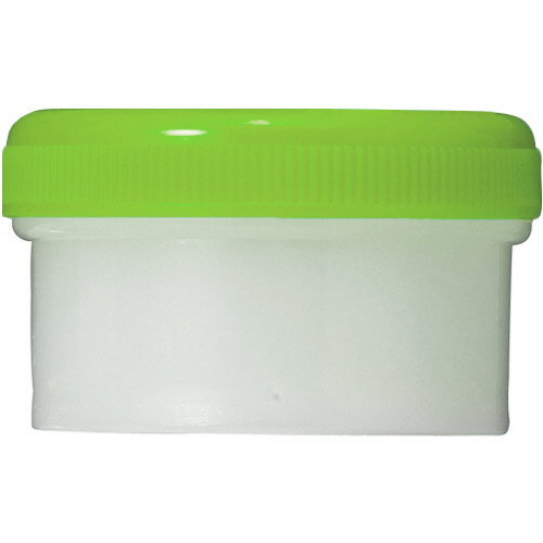 診療化成 SK軟膏容器 B型 24ml 黄緑 207839 1セット(200個)
