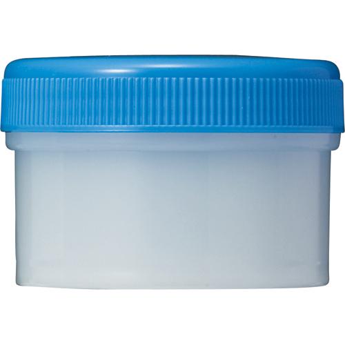診療化成 SK軟膏容器 B型 60ml スカイブルー 207855 1セット(100個)