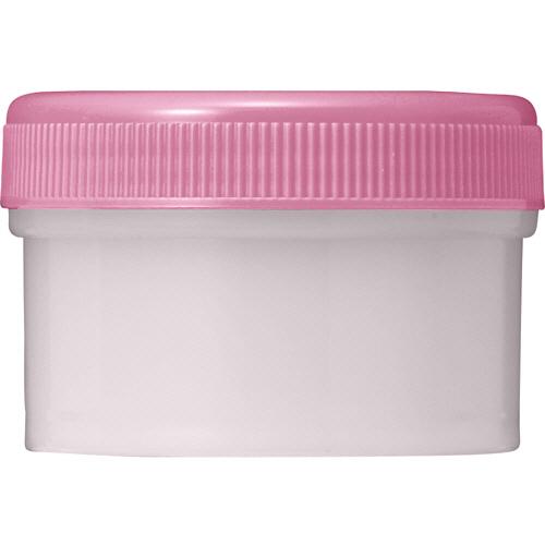 診療化成 SK軟膏容器 B型 60ml ピンク 207856 1セット(100個)