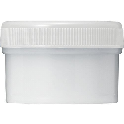 診療化成 SK軟膏容器 B型 60ml 白 207850 1セット(100個)
