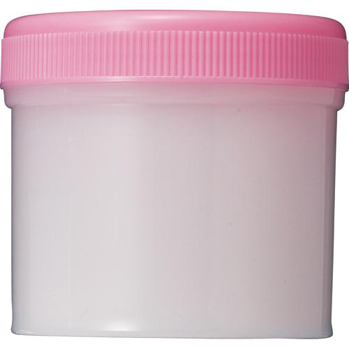 診療化成 SK軟膏容器 B型 120ml ピンク 207866 1セット(100個)