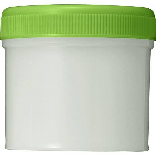 診療化成 SK軟膏容器 B型 120ml 黄緑 207869 1セット(100個)
