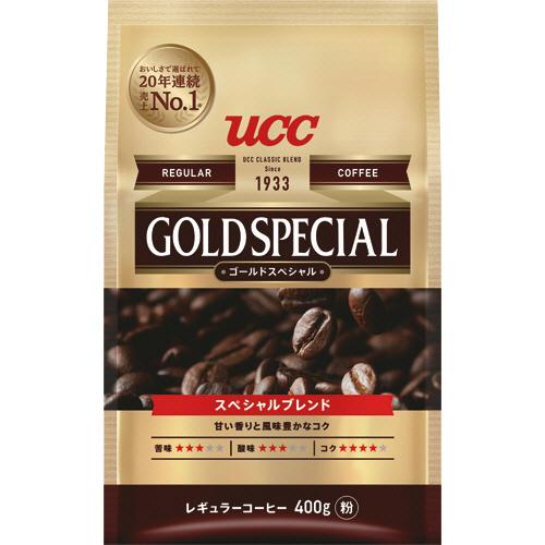 UCC ゴールドスペシャル スペシャルブレンド 400g(粉) 1袋