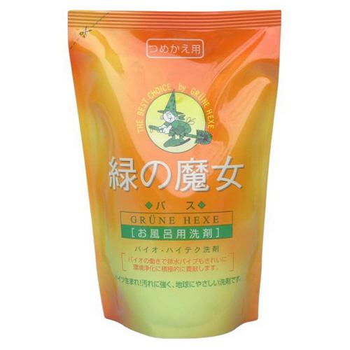 ミマスクリーンケア 緑の魔女 バス(お風呂用洗剤) 詰替用 360ml 1個
