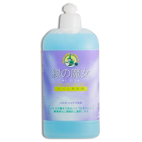 ミマスクリーンケア 緑の魔女 トイレ(トイレ用洗剤) 420ml 1本