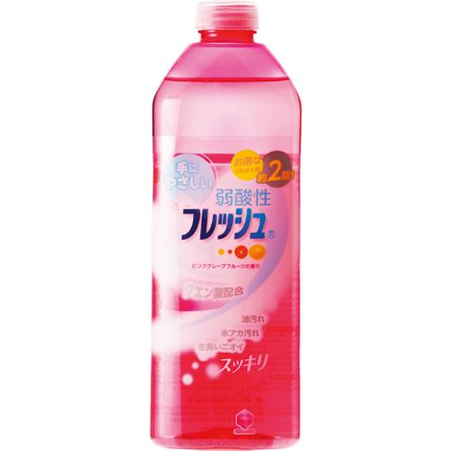 第一石鹸 キッチンクラブフレッシュ ピンクグレープフルーツ 詰替用 400ml 1本