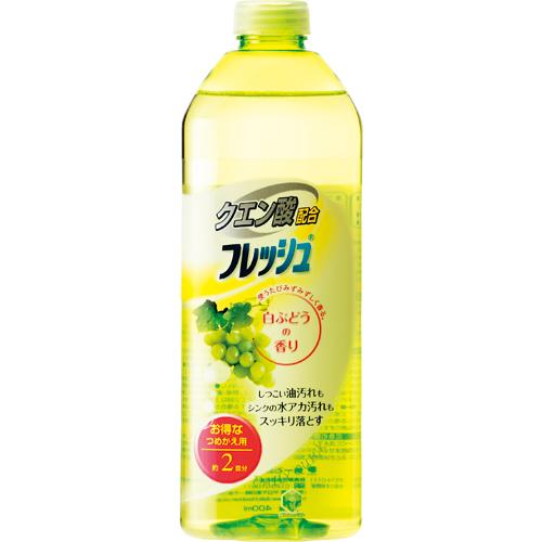 第一石鹸 キッチンクラブフレッシュ 白ぶどう 詰替用 400ml 1本