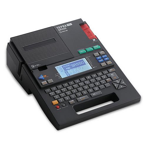 キングジム テプラ PRO ブラック SR550S2 1台