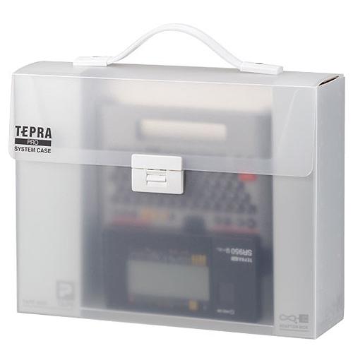 キングジム テプラ PRO システムケース 約W317×D90×H245mm SR9H 1個