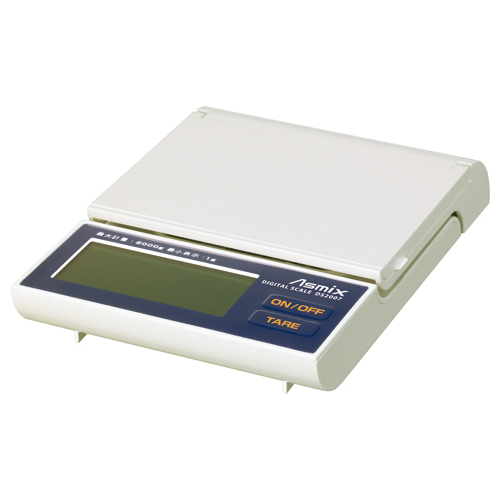 アスカ デジタルスケール 2kg DS2007 1台