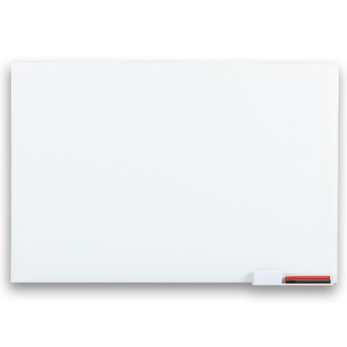 TANOSEE ホワイトボードシート スリムタイプ 900×600mm 1枚