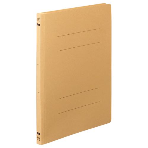 TANOSEE フラットファイルE A4タテ 150枚収容 背幅18mm イエロー 1セット(200冊:10冊×20パック)