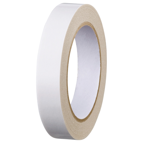 TANOSEE 再生紙両面テープ カッターなし 20mm×20m 1セット(10巻)