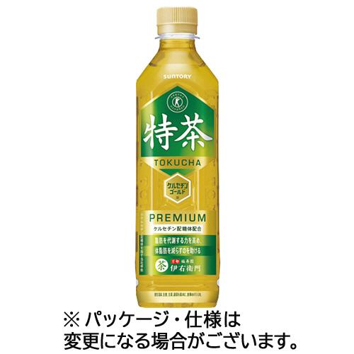 サントリー 伊右衛門 特茶 500ml ペットボトル 1ケース(24本)
