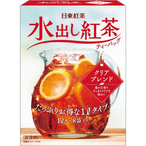 日東紅茶 水出し紅茶 クリアブレンド 1セット(40バッグ:8バッグ×5箱)