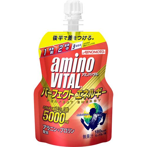 味の素 アミノバイタルパーフェクトエネルギー 130g 1セット(6袋)