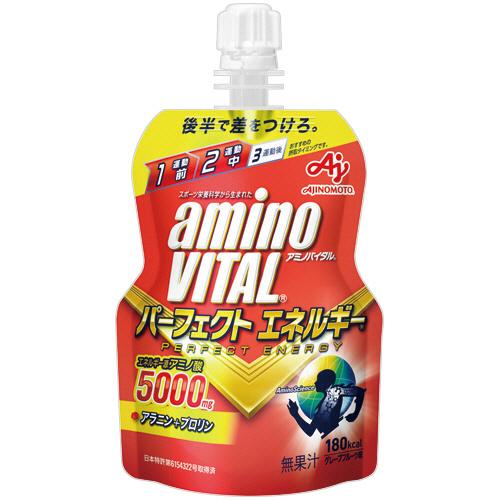 味の素 アミノバイタルパーフェクトエネルギー 130g 1セット(30袋)