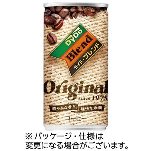 ダイドードリンコ ダイドー ブレンドコーヒー 185g 缶 1ケース(30本)