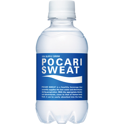 大塚製薬 ポカリスエット 250ml ペットボトル 1ケース(24本)