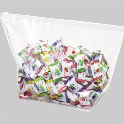 グリコ ラブリーパック フルーツアソートのど飴 980g/袋 1セット(3袋)