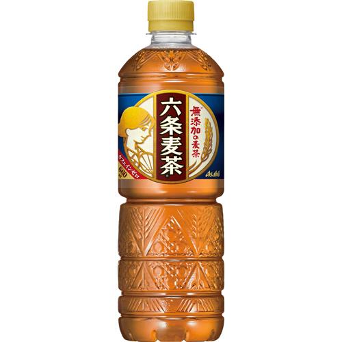 アサヒ飲料 六条麦茶 660ml ペットボトル 1ケース(24本)