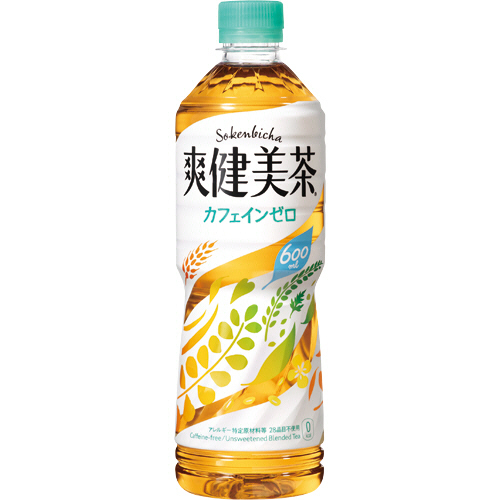 コカ・コーラ 爽健美茶 600ml ペットボトル 1ケース(24本)