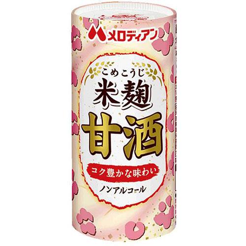 メロディアン 米麹甘酒 195g/本 1セット(30本)