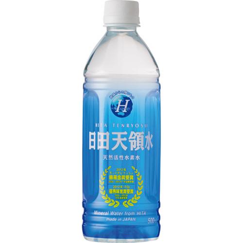 日田天領水 500ml ×24本