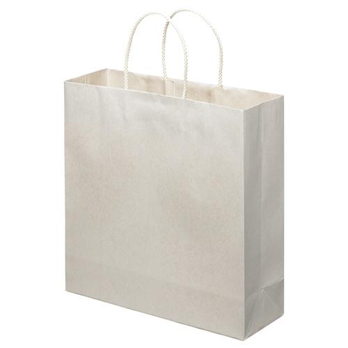 スーパーバッグ ライナー手提袋 中 ヨコ320×タテ320×マチ幅110mm 白 0998900170 1パック(10枚)