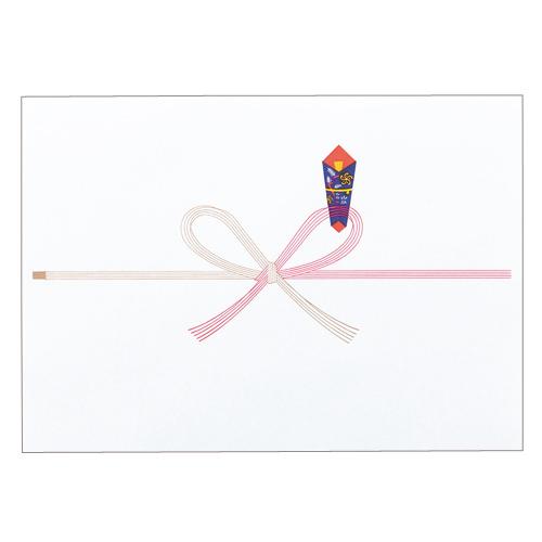 寿堂 祝のし紙 花結 B5 コピー用FSC森林認証紙 55704 1パック(100枚)