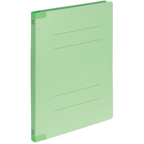 コクヨ フラットファイルK2(背補強タイプ) A4タテ 緑 K2フ-BR10GX10 1セット(30冊:10冊×3パック)