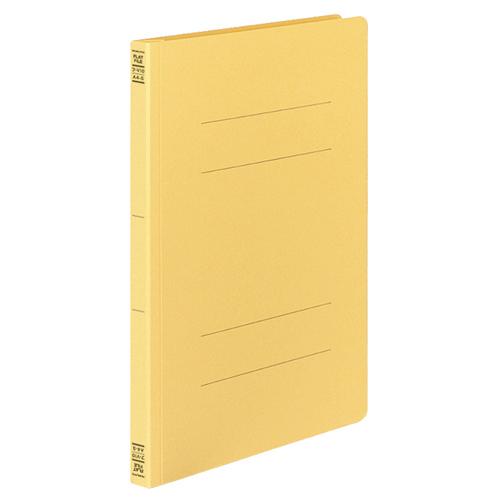 コクヨ フラットファイルV(樹脂製とじ具) A4タテ 150枚収容 背幅18mm 黄 フ-V10Y 1セット(30冊:10冊×3パック)