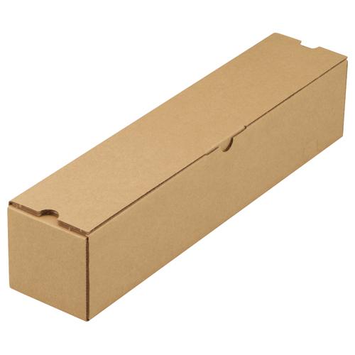 TANOSEE ポスターケース(ダンボール) 60サイズ 1セット(150枚:50枚×3パック)