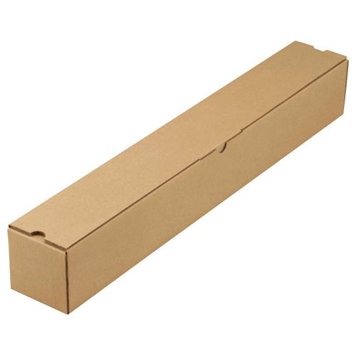 TANOSEE ポスターケース(ダンボール) 80サイズ 1セット(150枚:50枚×3パック)