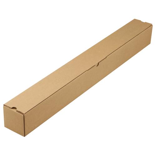 TANOSEE ポスターケース(ダンボール) 100サイズ 1セット(150枚:50枚×3パック)