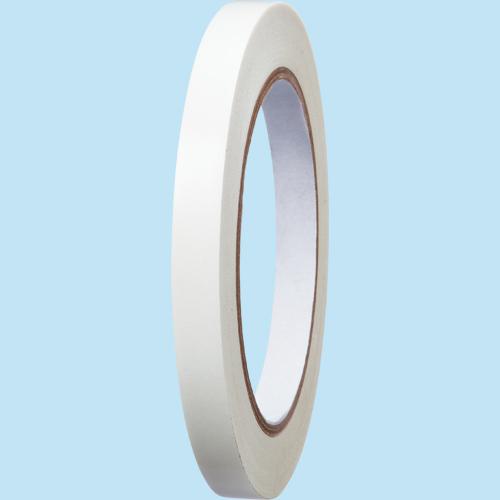 TANOSEE 紙両面テープ カッターなし 10mm×20m 1セット(10巻)