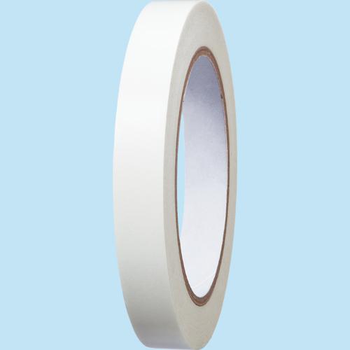 TANOSEE 紙両面テープ カッターなし 15mm×20m 1セット(10巻)