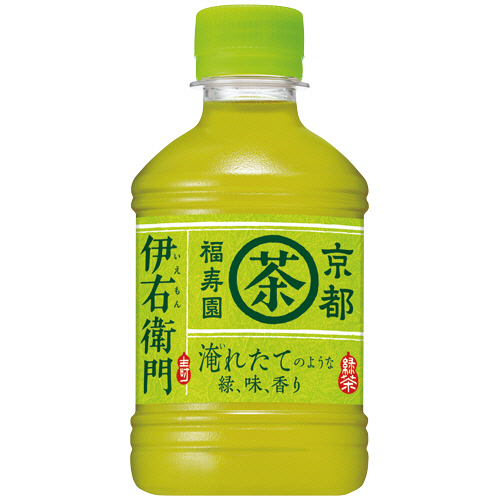 伊右衛門 緑茶 280ml×24本