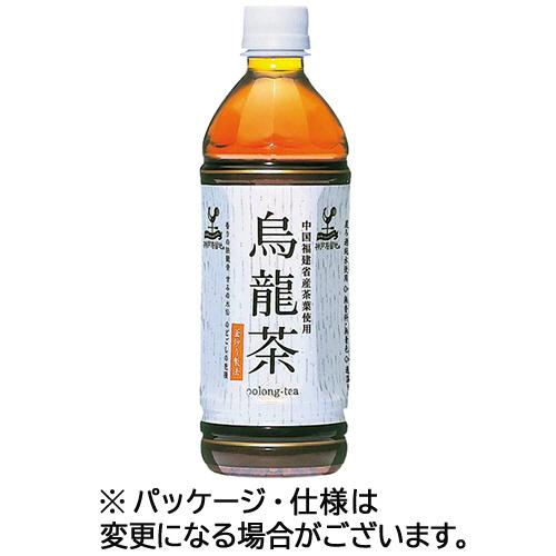 神戸居留地 烏龍茶 500ml ペットボトル 1ケース(24本)