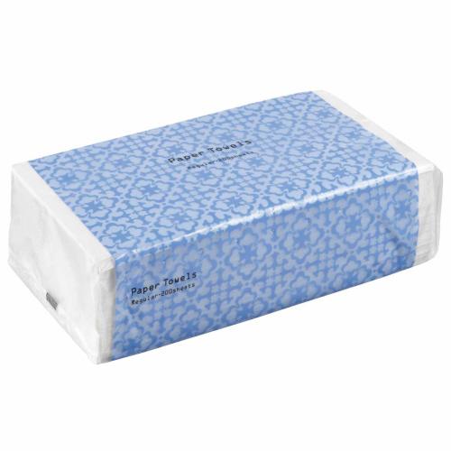 TANOSEE ペーパータオル(レギュラー) 200枚/パック 1セット(150パック:30パック×5ケース)