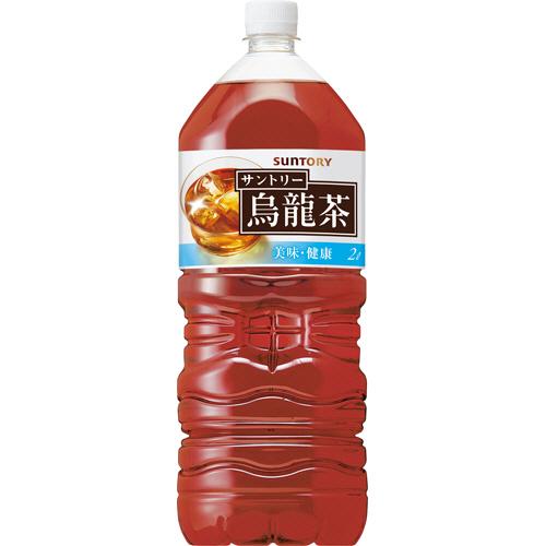サントリー 烏龍茶 2L ペットボトル 1セット(12本:6本×2ケース)