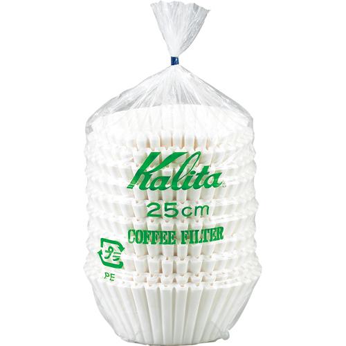 カリタ 立ロシ コーヒーフィルター 25cm 1セット(500枚:250枚×2パック)