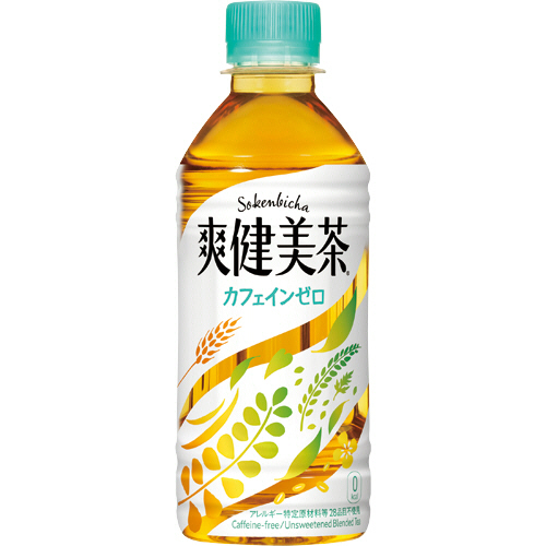 コカ・コーラ 爽健美茶 300ml ペットボトル 1セット(72本:24本×3ケース)