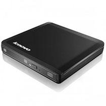 Lenovo スリム USB ポータブルDVD バーナー 0A33988 [ブラック]